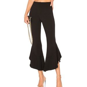 Revolve Bailey 44 Petunia Navy High Rise Pants